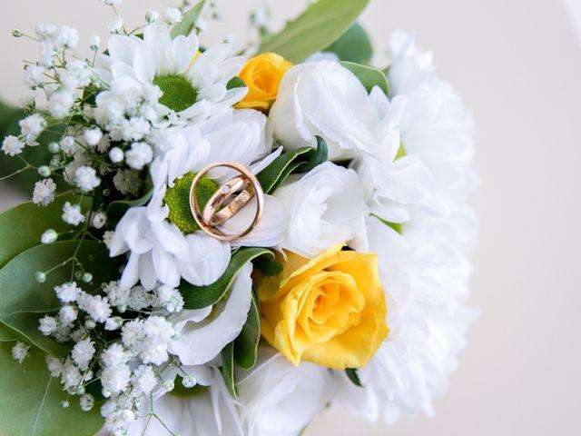 Il matrimonio di Giuseppe e Michela a San Severo, Foggia 4