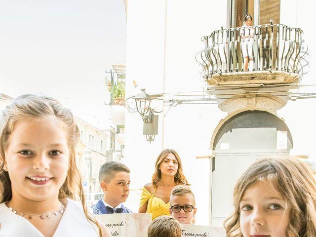 Il matrimonio di Giuseppe e Michela a San Severo, Foggia 39