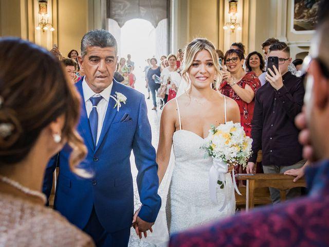 Il matrimonio di Giuseppe e Michela a San Severo, Foggia 40