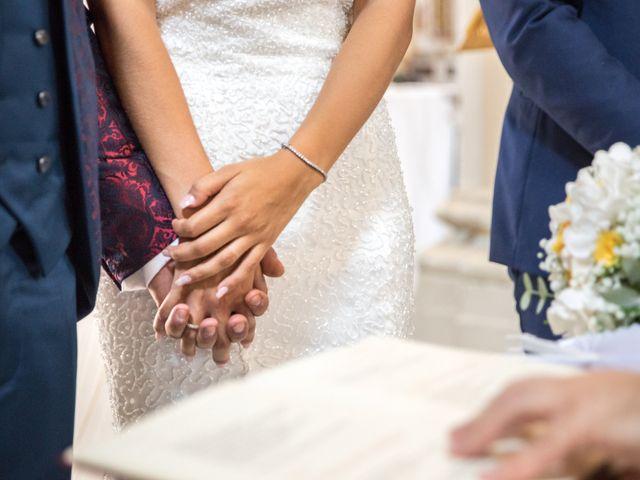 Il matrimonio di Giuseppe e Michela a San Severo, Foggia 43