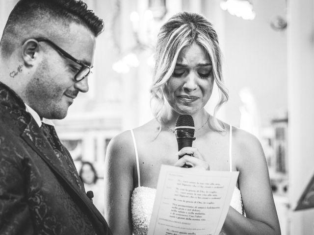 Il matrimonio di Giuseppe e Michela a San Severo, Foggia 45