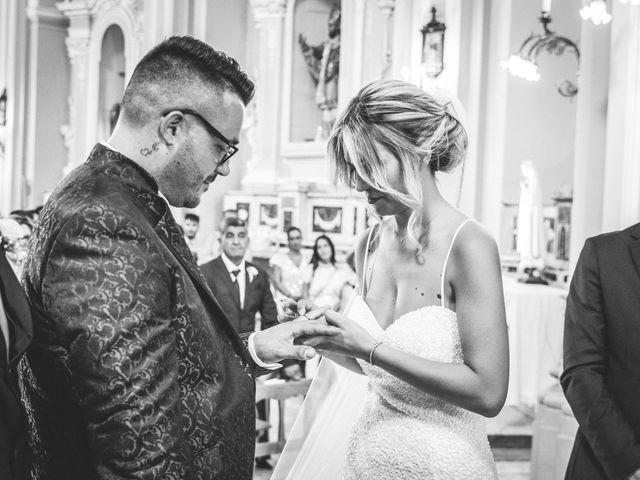 Il matrimonio di Giuseppe e Michela a San Severo, Foggia 47