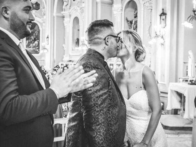 Il matrimonio di Giuseppe e Michela a San Severo, Foggia 48