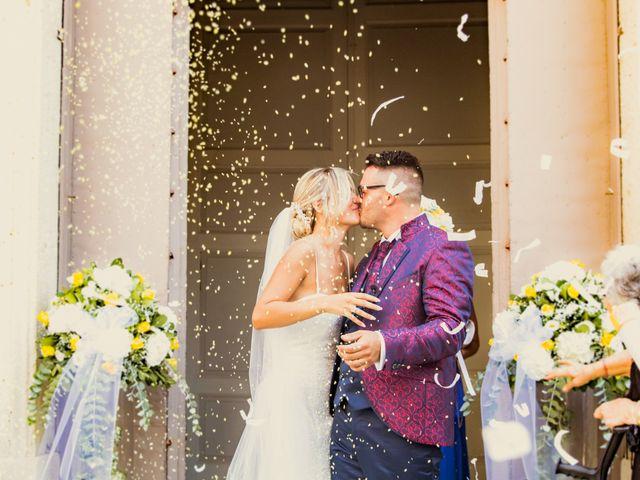 Il matrimonio di Giuseppe e Michela a San Severo, Foggia 49