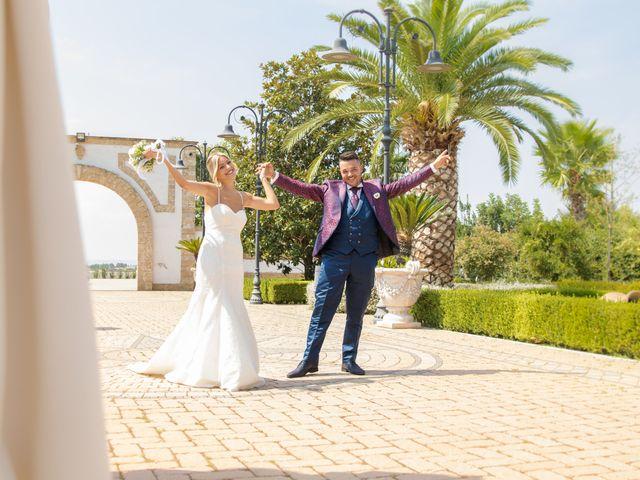 Il matrimonio di Giuseppe e Michela a San Severo, Foggia 53