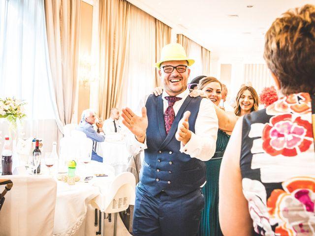 Il matrimonio di Giuseppe e Michela a San Severo, Foggia 56