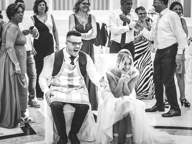 Il matrimonio di Giuseppe e Michela a San Severo, Foggia 77