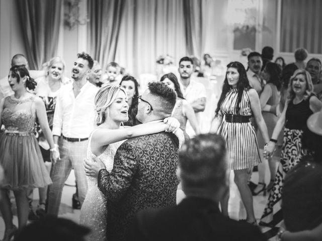 Il matrimonio di Giuseppe e Michela a San Severo, Foggia 81