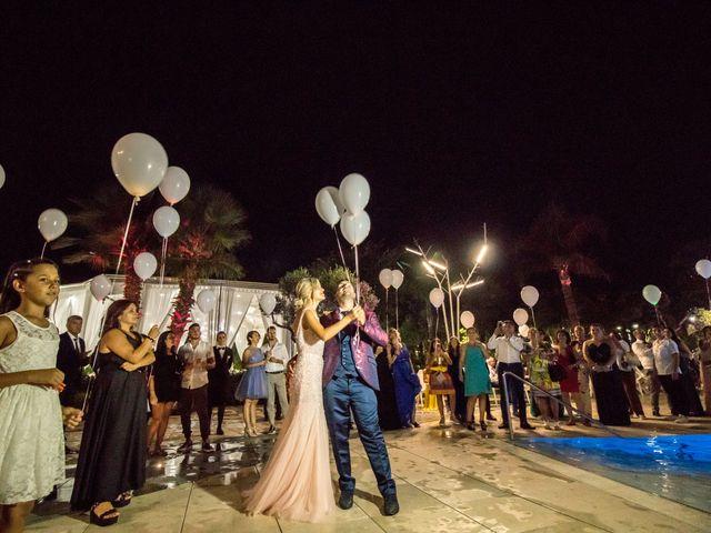 Il matrimonio di Giuseppe e Michela a San Severo, Foggia 84