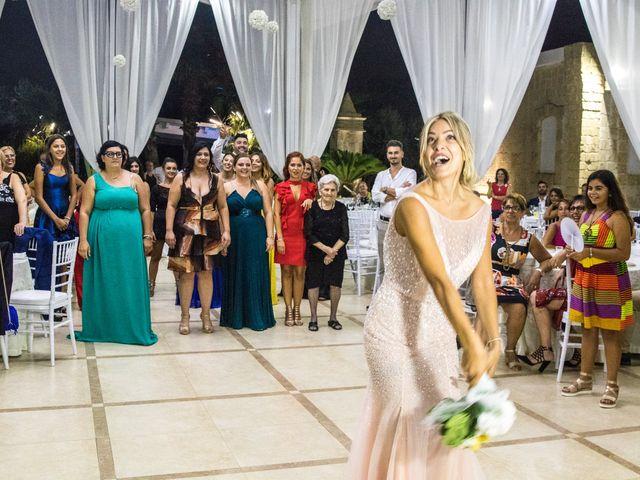 Il matrimonio di Giuseppe e Michela a San Severo, Foggia 90