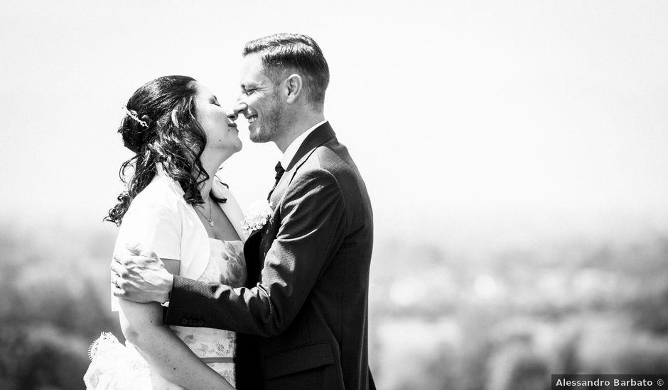 Il matrimonio di Federico e Anna a Montecchio Precalcino, Vicenza