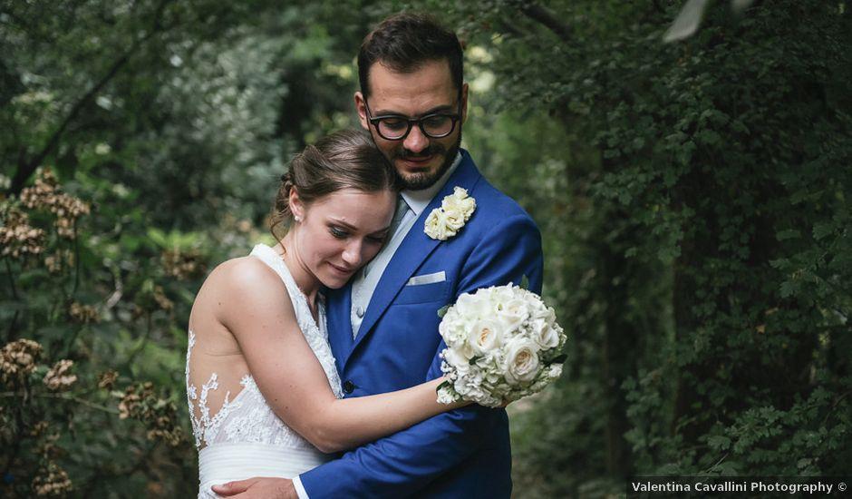 Il matrimonio di Klodian e Lucia a Civitella di Romagna, Forlì-Cesena