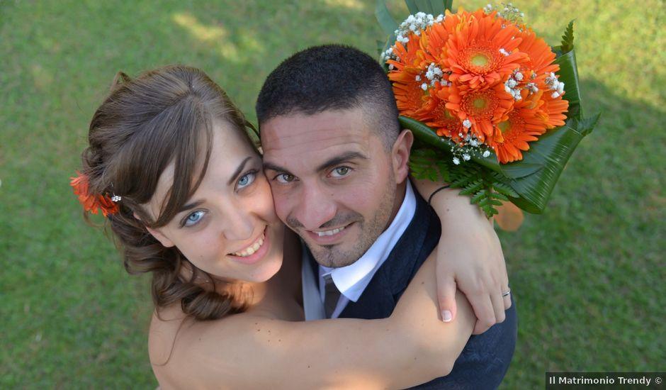 Il matrimonio di Daniele e Luisana a Paderno Franciacorta, Brescia