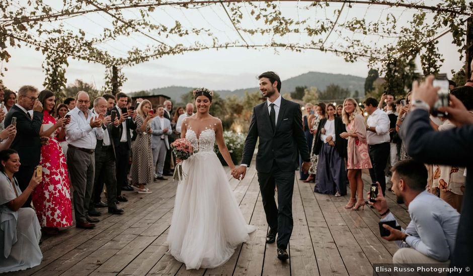 Il matrimonio di Niccolò e Nicole a Lenna, Bergamo