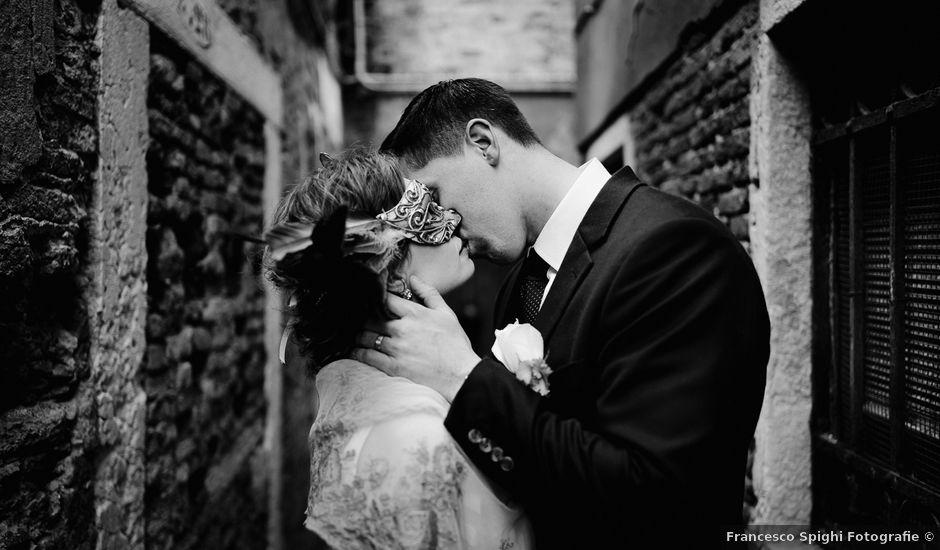 Il matrimonio di Ryan e Alicia a Venezia, Venezia