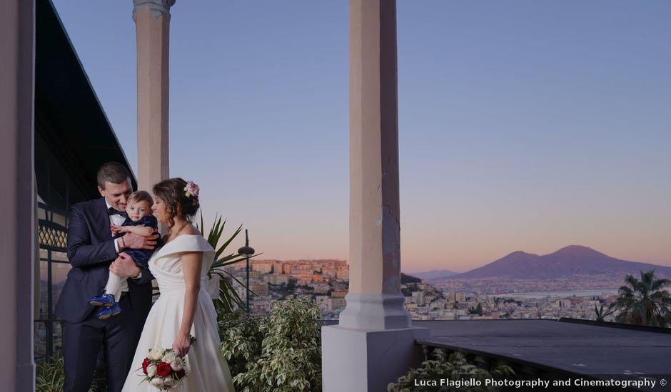 Il matrimonio di Roberta e Beniamino a Napoli, Napoli