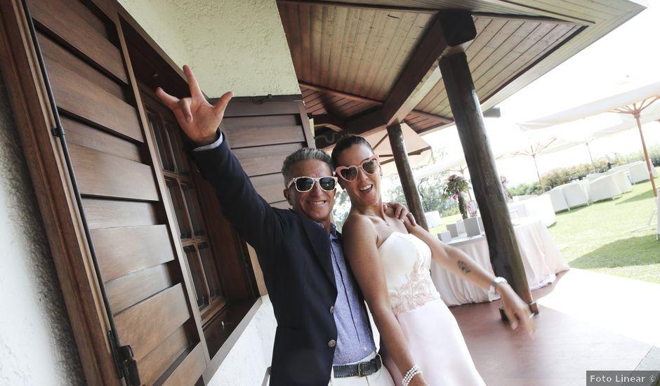 Il matrimonio di Demy e Anna a Besozzo, Varese