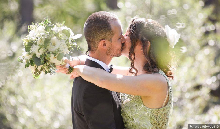 Il matrimonio di Giulio e Elisa a Pieve a Nievole, Pistoia
