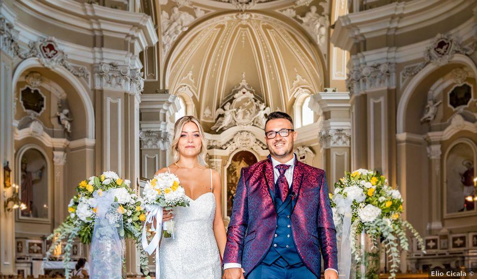 Il matrimonio di Giuseppe e Michela a San Severo, Foggia