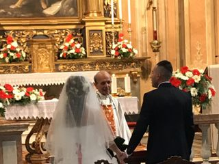 Le nozze di Annalisa e Mirko 1