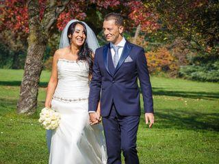 Le nozze di Soumia e Fabio