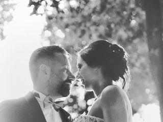 Le nozze di Moira e Daniele