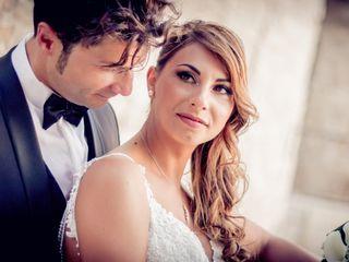Le nozze di Genziana e Domenico