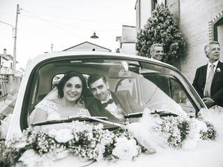 Le nozze di Francesca e Walter