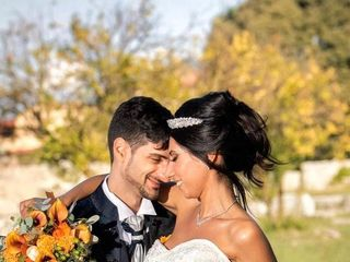 Le nozze di Antonella e Beniamino 1
