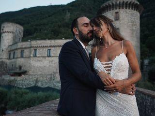 Le nozze di Giulia e Massimo