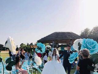Le nozze di Eryka e Gianluca