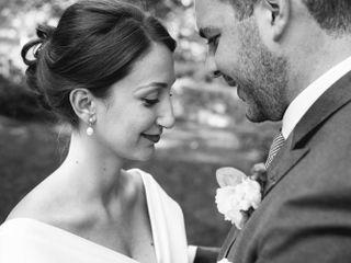 Le nozze di Céline e Francesco