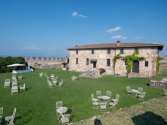 Il matrimonio di Matteo e Elena a Lonato del Garda, Brescia 2