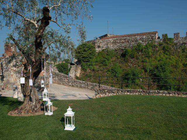 Il matrimonio di Matteo e Elena a Lonato del Garda, Brescia 7