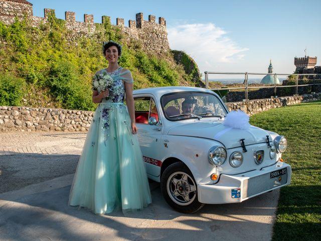 Il matrimonio di Matteo e Elena a Lonato del Garda, Brescia 19