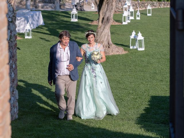 Il matrimonio di Matteo e Elena a Lonato del Garda, Brescia 21