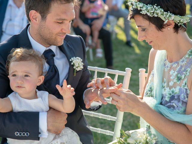 Il matrimonio di Matteo e Elena a Lonato del Garda, Brescia 29