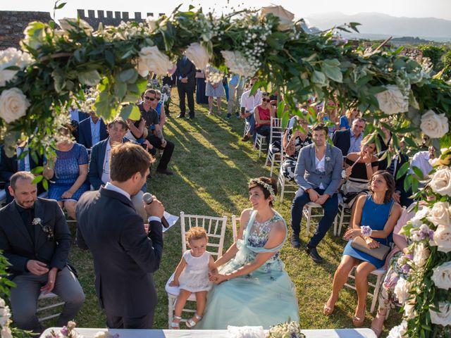 Il matrimonio di Matteo e Elena a Lonato del Garda, Brescia 1