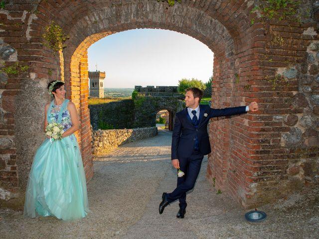 Il matrimonio di Matteo e Elena a Lonato del Garda, Brescia 39