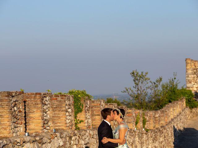 Il matrimonio di Matteo e Elena a Lonato del Garda, Brescia 40