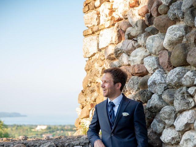 Il matrimonio di Matteo e Elena a Lonato del Garda, Brescia 42