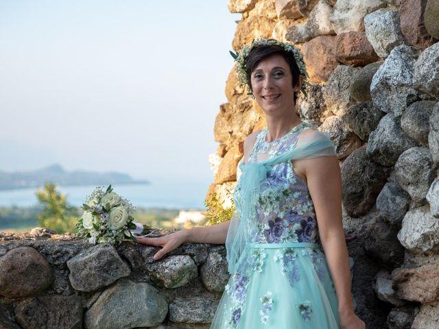 Il matrimonio di Matteo e Elena a Lonato del Garda, Brescia 43