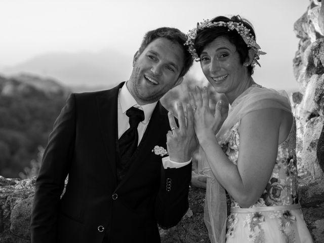 Il matrimonio di Matteo e Elena a Lonato del Garda, Brescia 45