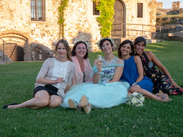 Il matrimonio di Matteo e Elena a Lonato del Garda, Brescia 49