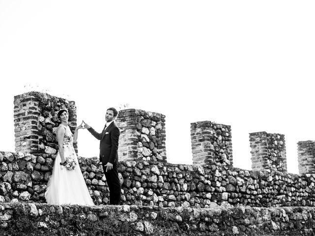 Il matrimonio di Matteo e Elena a Lonato del Garda, Brescia 53