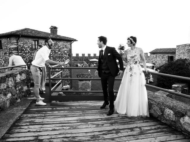 Il matrimonio di Matteo e Elena a Lonato del Garda, Brescia 55
