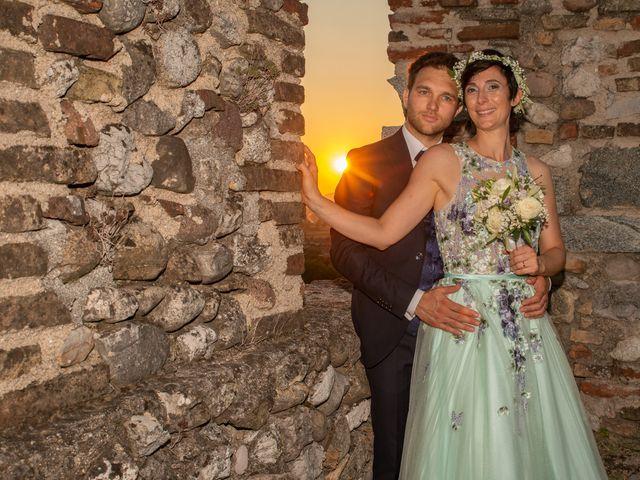 Il matrimonio di Matteo e Elena a Lonato del Garda, Brescia 56