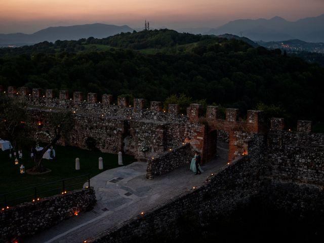 Il matrimonio di Matteo e Elena a Lonato del Garda, Brescia 62