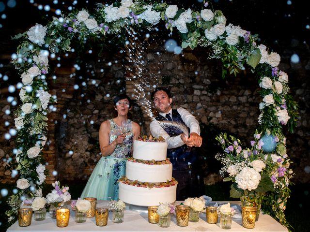 Il matrimonio di Matteo e Elena a Lonato del Garda, Brescia 67