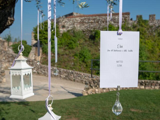 Il matrimonio di Matteo e Elena a Lonato del Garda, Brescia 77